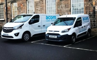Acorn Carpet Cleaning Gets A New Look