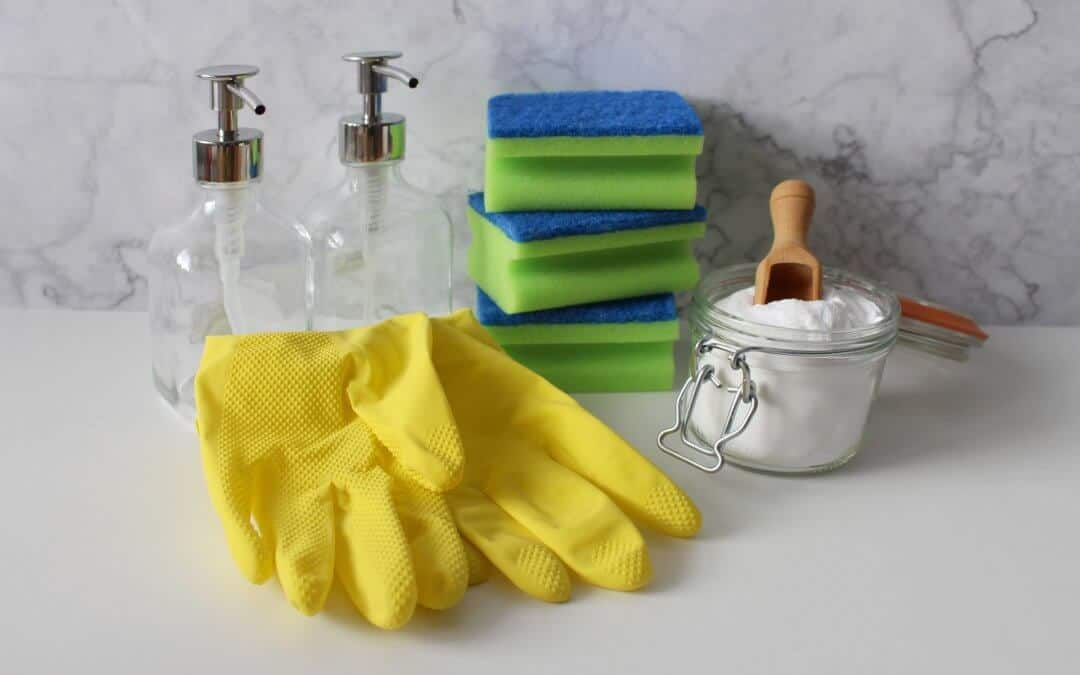 Creating a Cleaning Schedule That Works For You