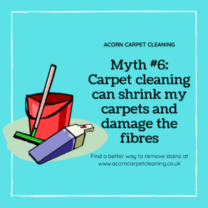 Shrinking Carpets Myth Debunked
