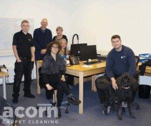 Acorn Carpet Cleaning Team