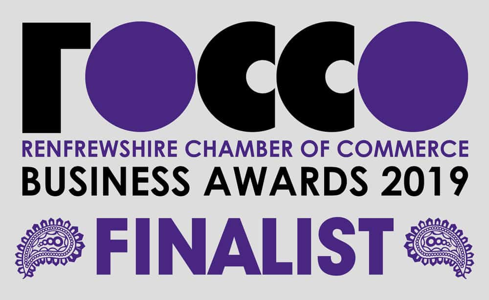 Shortlisted for the ROCCOs Family Business Of The Year