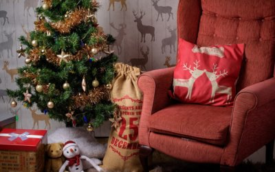 Carpet Cleaning for Christmas